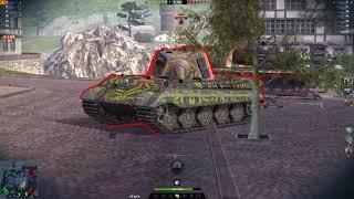 Jagdtiger 8646DMG 5Kills | world of Tanks Blitz | __AnGeL_Of_De4tH__