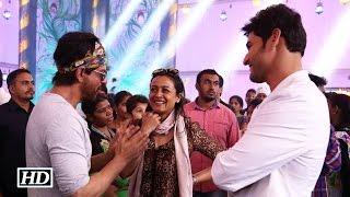 Rare Moment: When Shah Rukh Khan met Mahesh Babu