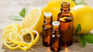 How to Make Lemon Essential Oil