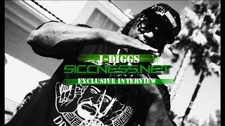 Exclusive: J-Diggs Talks Messy Marv, Mac Dre Movie & More | Part 3