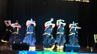 JMA Xmas 2015 at it's Best-HD-Vasantha mallike kanaka chilambe (Chandrettan Evideya)