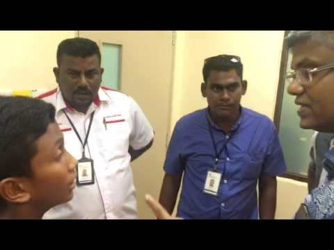 14 years old Indian Student abused during detention