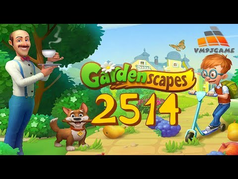 Xxx Mp4 GARDENSCAPES Gameplay Level 2514 IOS Android 3gp Sex