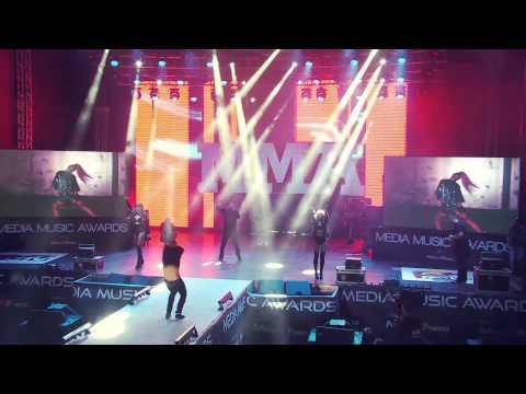 Deepcentral - Dragostea invinge, Sus pana la cer, Hey Girl - LIVE @ Media Music Awards 2014