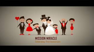 Mission Miracle Wedding Team First Anniversary