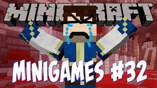 Minecraft Мини-игри #32 - Забравил съм да играя