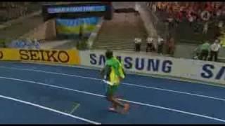 USAIN BOLT 9 58 100m WORLD RECORD FINALS BERLIN 2009