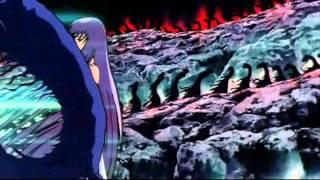 saint seiya movie 3 best moment extract (italian audio)