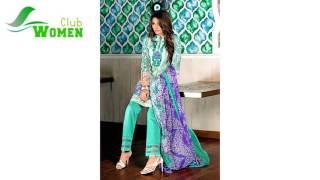 Gul Ahmad Mid Summer Lawn Eid Ul Adha Collection 2016