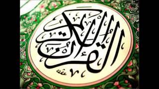 سعد الغامدي   سور من القران الكريم   سورة الروم الى سورة  الزمر