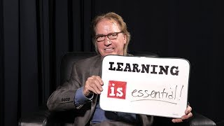 Learning is... Essential | Russell Sarder feat. Burkey Belser | Series 258
