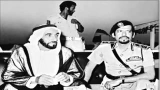 قصيدة الشاعرالكبير سعدون الهرس في صاحب السمو الشيخ نهيان بن مبارك آل نهيان