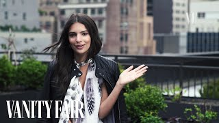 Emily Ratajkowski Responds To Her Fans' Tweets | Vanity Fair