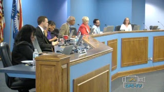 Dayton Board of Education Meeting 8-8-2017