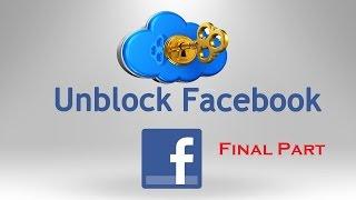 Final Part Unlock Facebook Photo Verification || Bypass FB Part 2