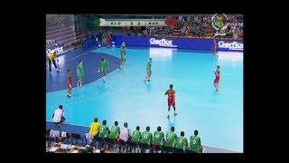 الجزائر X المغرب -  كأس العالم لكرة اليد  تحت 21 سنة الشوط  الأول