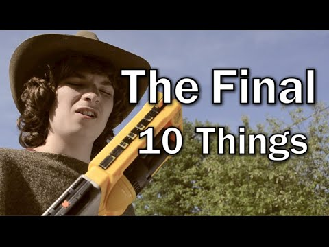The Final 10 Things You Should Never Do In A Nerf War
