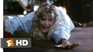 Chopping Mall (6/9) Movie CLIP - Setting Fire to Suzie (1986) HD
