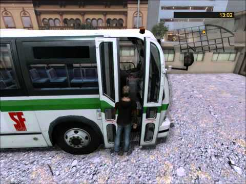 Bus & Cable Car Simulator Every bus in game