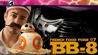 French Food Porn #07 -  BB-8 Cake