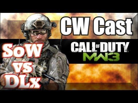 CW Cast 5: S|oW vs DL|x - Lockdown Map 2 [Deutsch HD]
