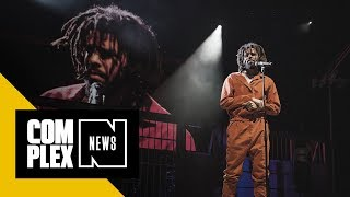 What to Expect From J. Cole's New Album 'KOD'