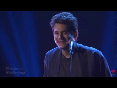 John Mayer - Moving On and Getting Over (Live at iHeart Radio Theater in LA 10242018)