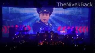 Indochine - Concert entier Black City Tour I - Lorient (29.03.13) [HD]