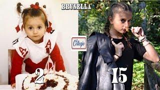 Il Collegio 2 ( Bambino ) Prima e Dopo
