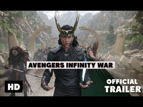 Avengers Infinity War Official Trailer HD (Upcoming 2018 Hollywood movie)