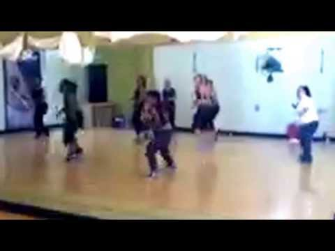 20min hip hop Hustle class!