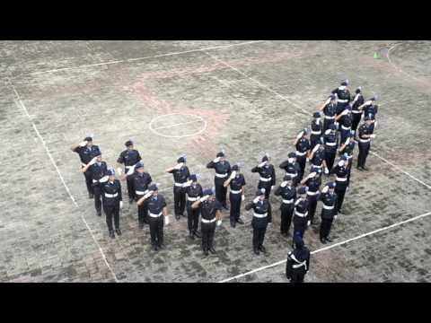 Kawad Formasi Kadet Polis SMKL 2016