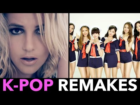 Download K-POP REMAKES OF ENGLISH POP SONGS! On Musiku.PW