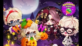 LINE Play - All Halloween Square Dances