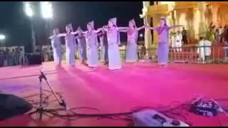 Adi folk dance.