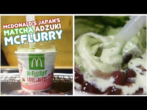 Xxx Mp4 McDonald S Japan S Matcha Adzuki Bean McFlurry 3gp Sex