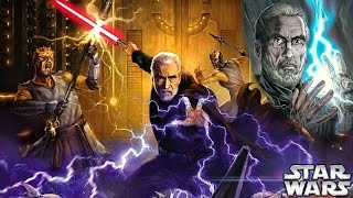 How to Beat Count Dooku - Star Wars Explained