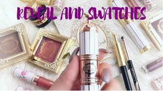 REVEAL and SWATCHES: Pretty Vulgar Vintage Inspired Brand by Sephora
