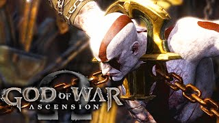 GOD OF WAR 4: ASCENSION TITAN - Anos Antes... (01)