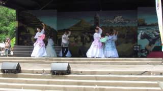 Philfest 2015 The Fiesta Filipiniana Dancers