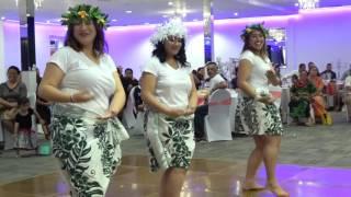 Halapua Halafo'ou ~ 21st Birthday ~ Celebration Hula