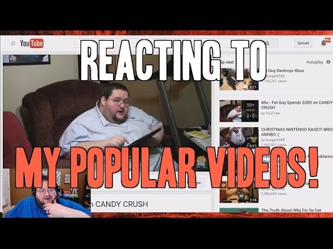 Reacting to My Most Popular Videos!