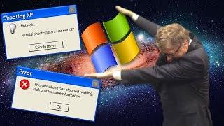 Shooting Stars - Windows XP Edition