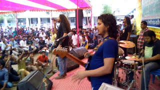 dewana mastana james cover by Lionz band sajal power voice @ shirajgonj