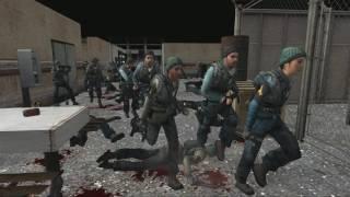 Men of War Cinematic - City 17 Uprising (Half Life 2 Mod)