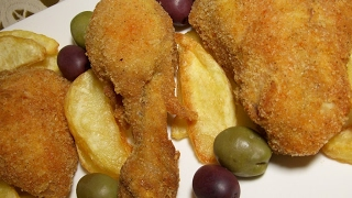 مرغ کنتاکی یا سوخاری Kentucky Fried Chicken | Morgh Sokhari