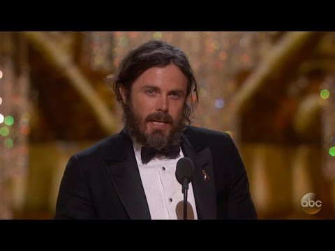 Casey Affleck Oscar Best Actor Winner 2017