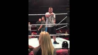 My WWE Tryout (Part 1)