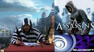 ¡¡¡LA SAGA ASSASSIN´S CREED DA PENA Y ASCO!!! - Sasel - Opinión - Ubisoft - Assassins - Videojuegos