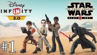 Disney Infinity 3.0 Star Wars Le Réveil de la Force #1